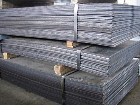металл листовой